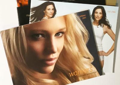 Catalogs for Warnaco