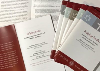 McGinley Lecture Booklets