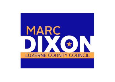 Marc Dixon for County Council Logo