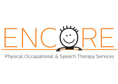 Logo for Encore Therapy